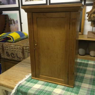 Small Pine pot cupboard